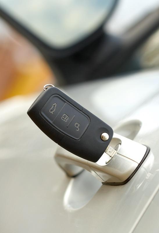 Ford Key Lock